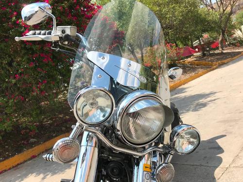 yamaha vstar 1100 silverado modelo 2005... fantástica !!!