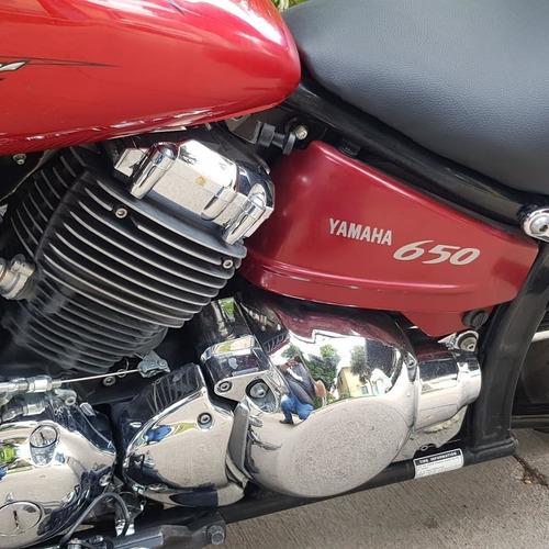 yamaha vstar 650 cc