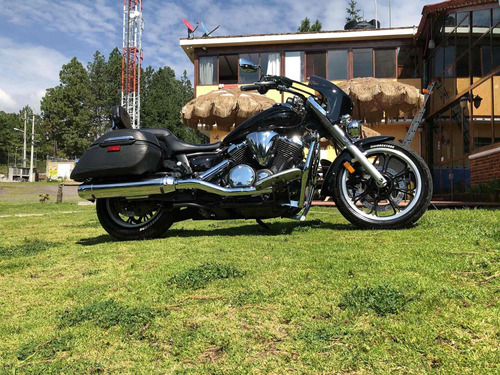 yamaha vstar 950cc 2010 negra