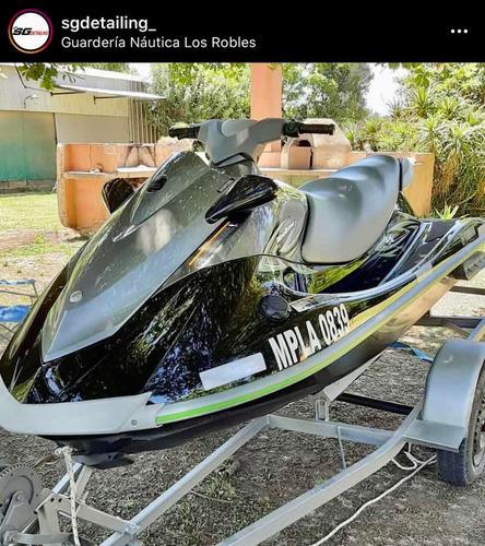 yamaha vx deluxe 1100 - triplaza - 2012 - moto de agua -