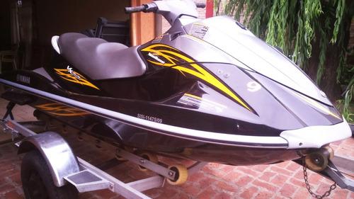 yamaha vx deluxe moto de agua 2008 111 horas trailer
