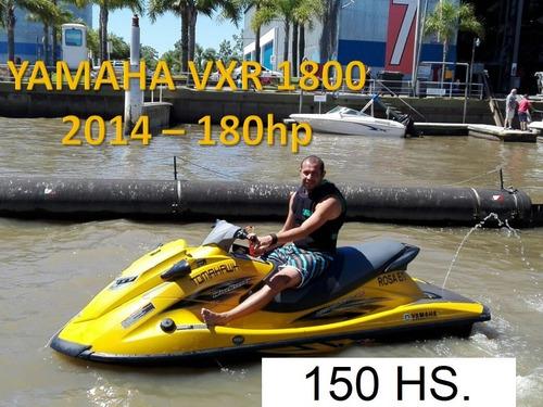 yamaha vxr 1800 - 2014