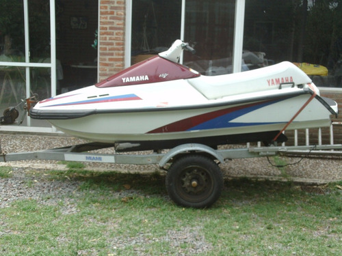 yamaha wave runner 3 matriculada