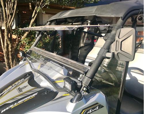 yamaha wolverine 700 con accesorios varios