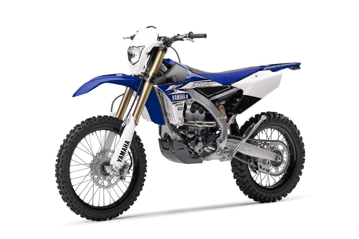 Ficha técnica de la Yamaha WR250F 2015 - Masmoto.es