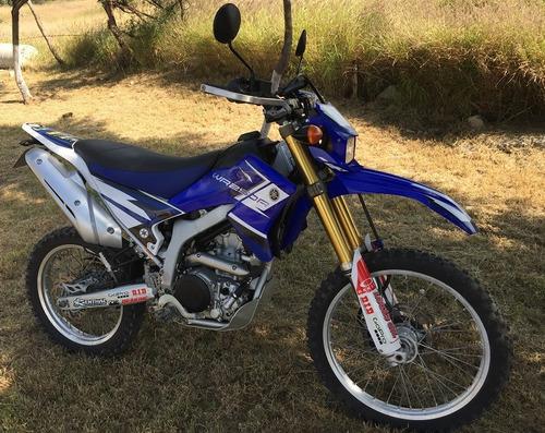 yamaha wr 250 r 2013 doble proposito enduro motocross