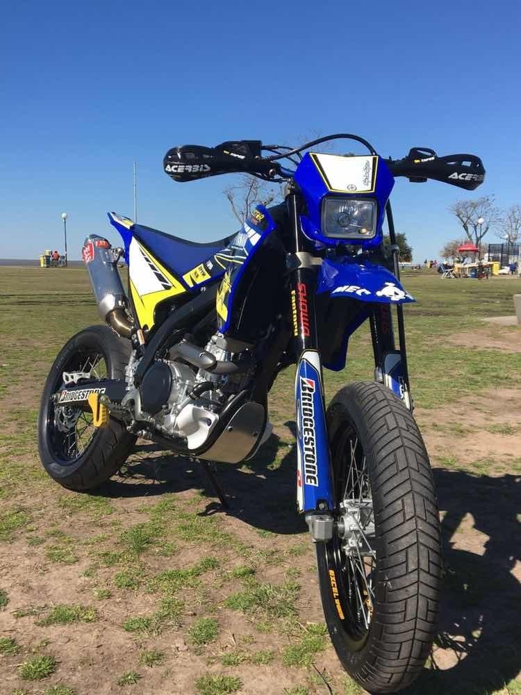 Yamaha WR 200 Ficha Técnica | MOTO.com.br