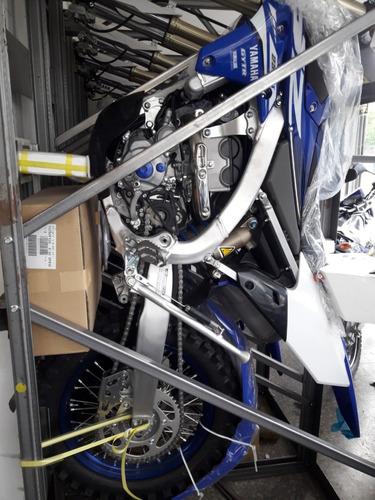 yamaha wr 250f 2018 ultima unidad oficial!! en motoswift