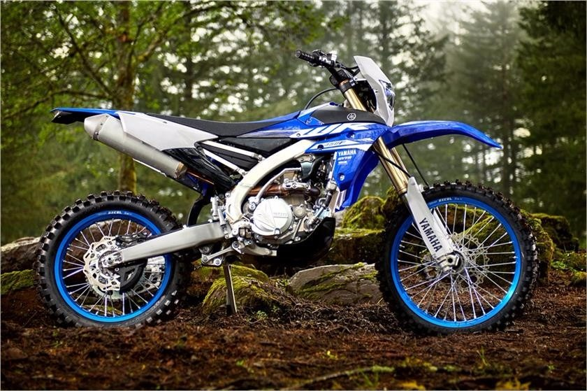 Yamaha Wr 450 F 2019 Marellisports Entrega Inmediata - U$S