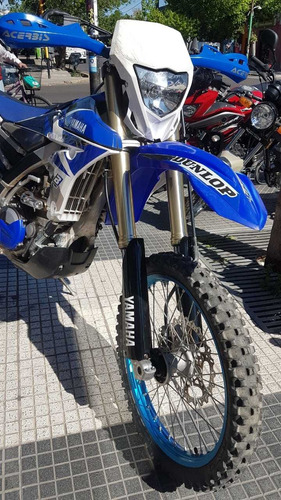 yamaha wr 450 f impecable!!!