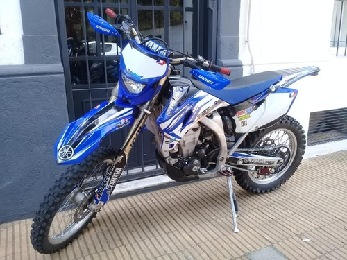 yamaha wr 450f impecable
