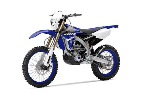 yamaha  wr f 250 0km +  palermo bikes