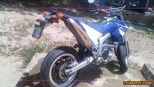 yamaha wr250 126 cc - 250 cc