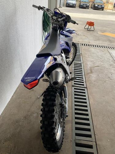yamaha wr450 2009