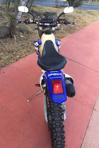 yamaha wr450f 2006 doble proposito enduro motocross