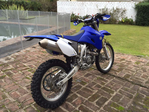 yamaha wr450f año 2009 unica - impecable