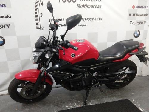 yamaha xj 6 n 2012 aceito moto