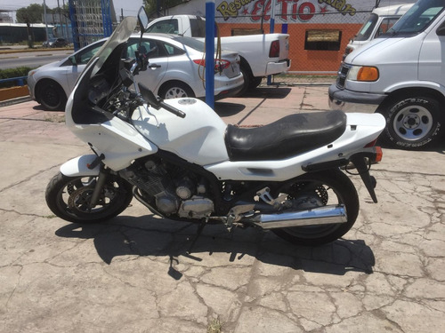 yamaha xj police 900cc  2008