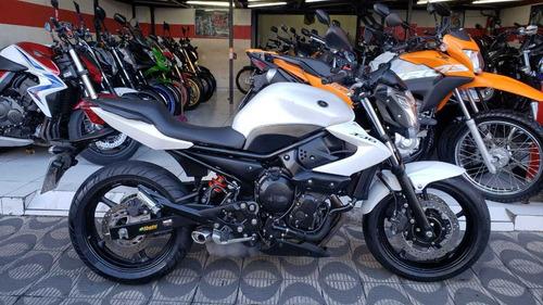 yamaha xj6 ano 2012 com apenas 26,000 km shadai motos