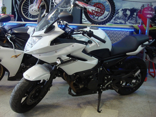 yamaha xj6 diversion 2013 inmaculada bansai motos