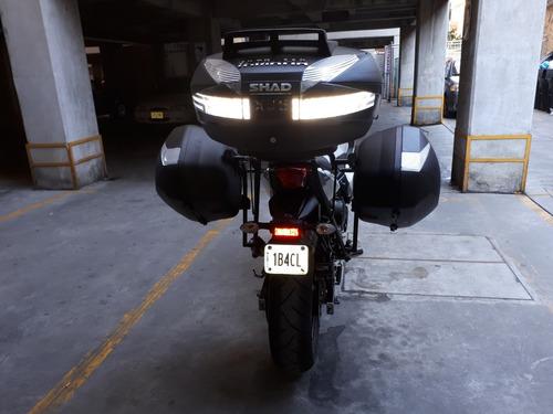 yamaha xj6 diversion 600cc- fz6r - lista p/rodar n carretera