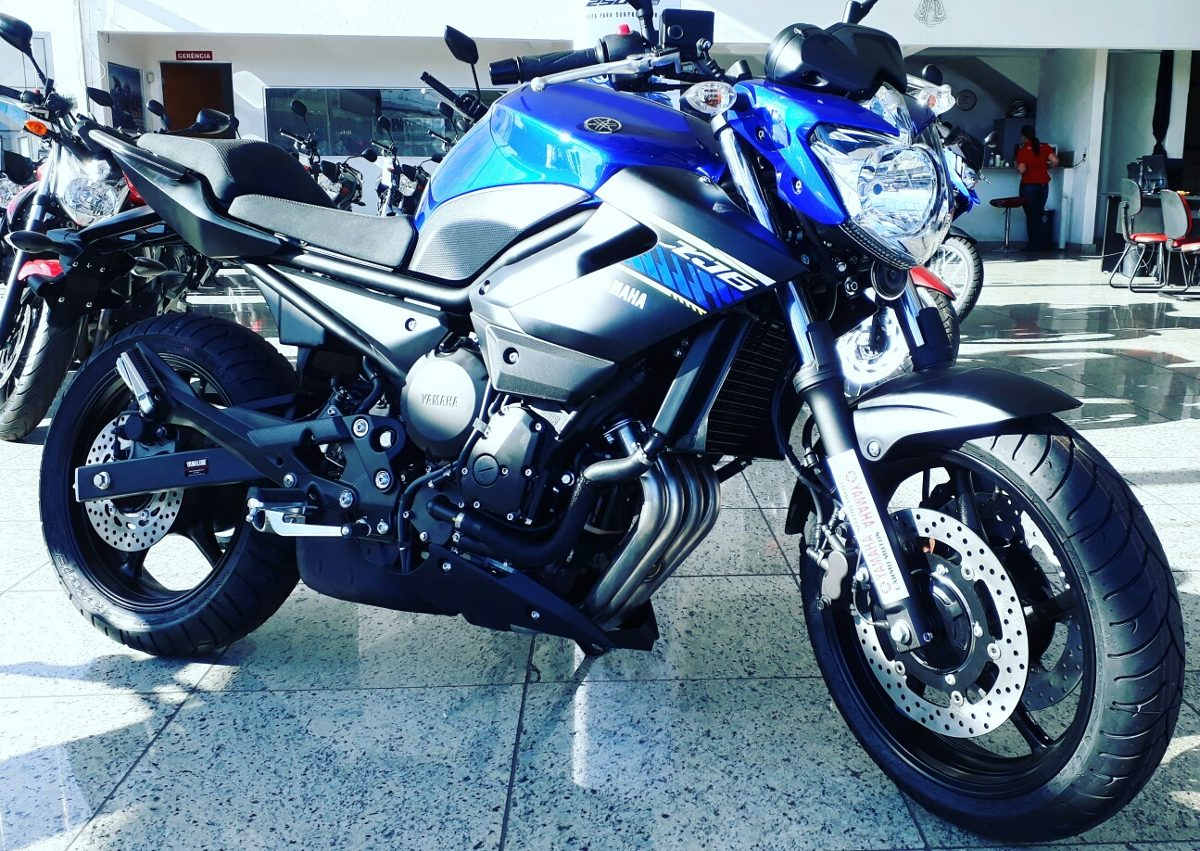 Yamaha xj6 motos yamaha no mercado livre brasil yamaha xj6 diversion n xj6 n abs reheart Choice Image