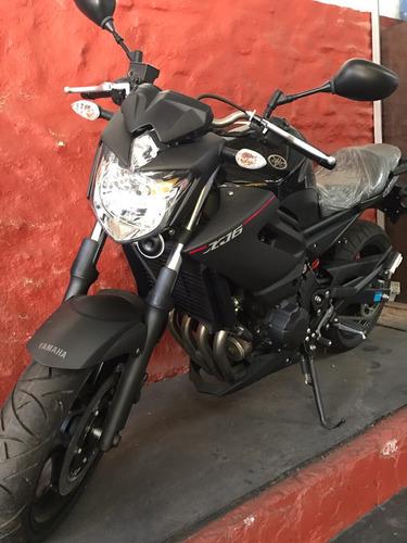 yamaha xj6 moto
