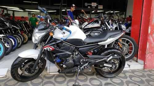 yamaha xj6 motos