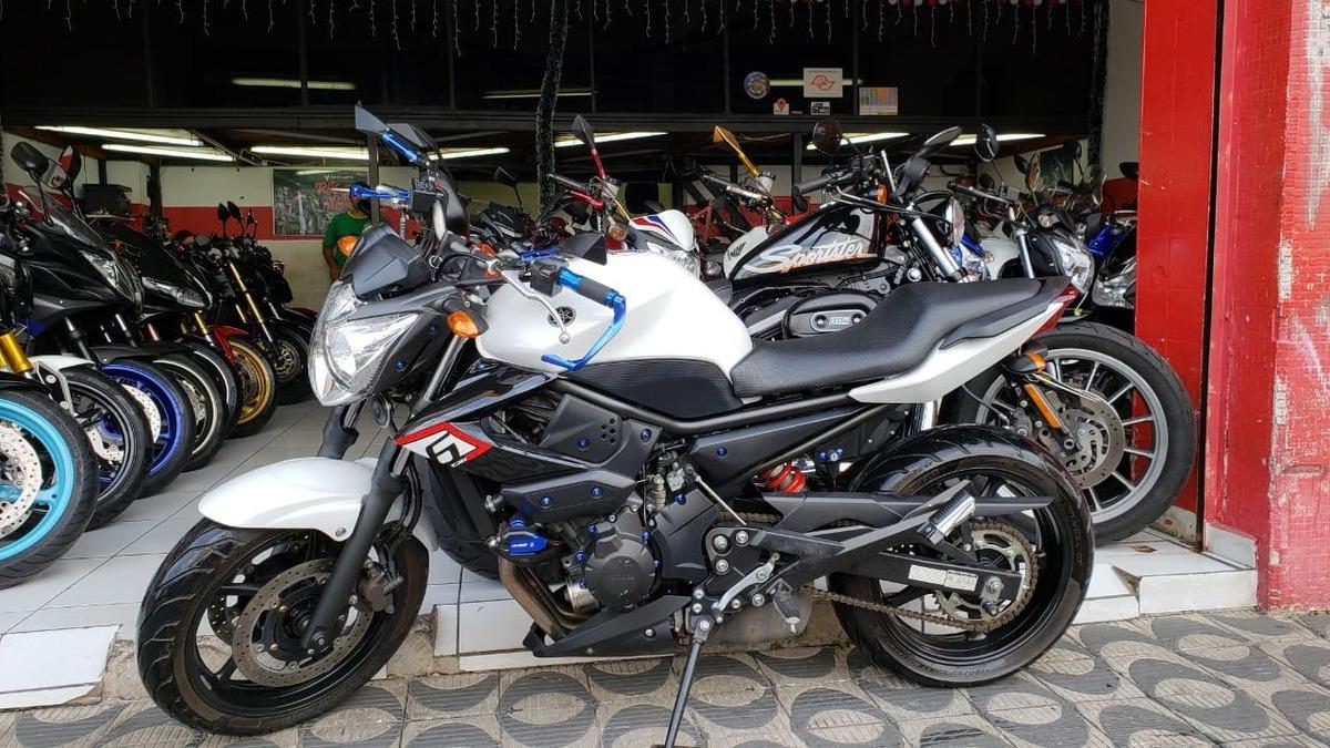 Yamaha Xj6 N Ano 2012 Com Apenas 11.000 Km Shadai Motos