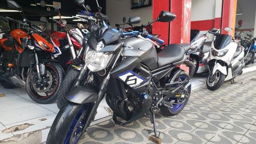 yamaha xj6 n ano 2013 shadai motos