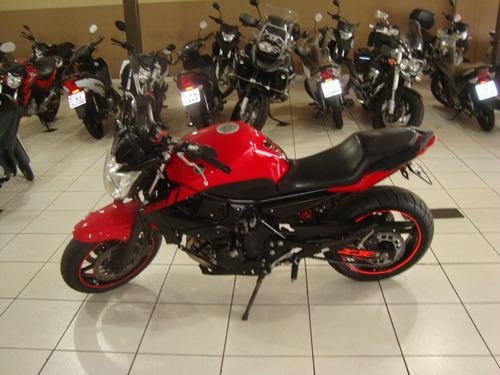 yamaha xj6 n vermelho 2011