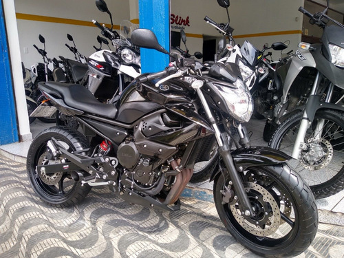 yamaha xj6n 2011 moto slink