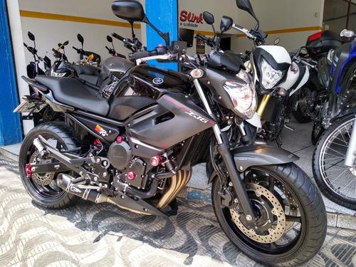 yamaha xj6n 2016 abs 9 mil km moto slink