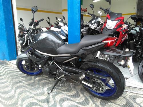 yamaha xj6n abs 2015 moto slink