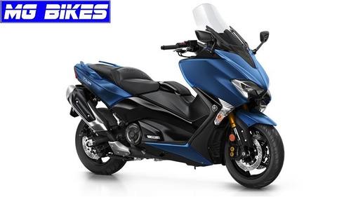yamaha xp530 t-max 2017 azul - única unidad - mgbikes!