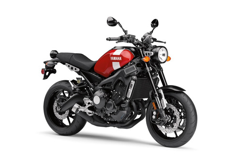 yamaha xrs900 2018 color rojo