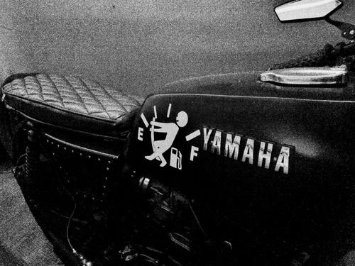 yamaha xs400 modificada 1981 titular permuto x menor valor