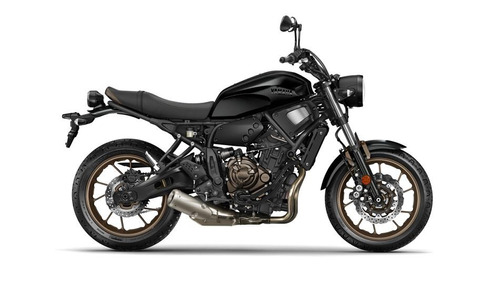 yamaha xsr 700 0 km  nuevo modelo ! stock disponible !