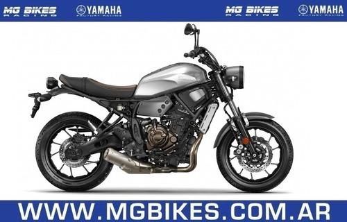 yamaha xsr 700 0km - consultar precio de contado - mg bikes!