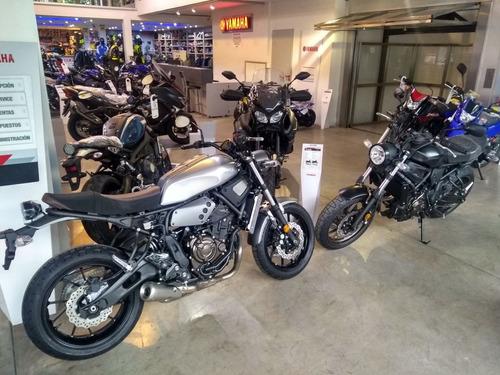 yamaha xsr 700 0km n- consultar precio de contado- mg bikes!