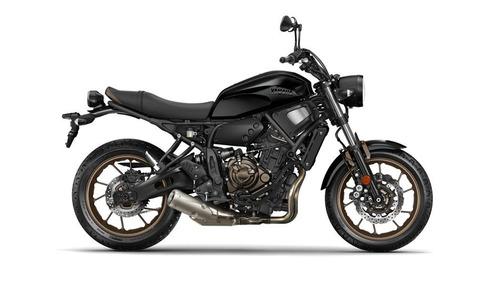 yamaha xsr 700 0km no ducati negra verde # palermo bikes