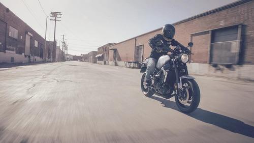 yamaha xsr 900  !! solo en ciclofox !!