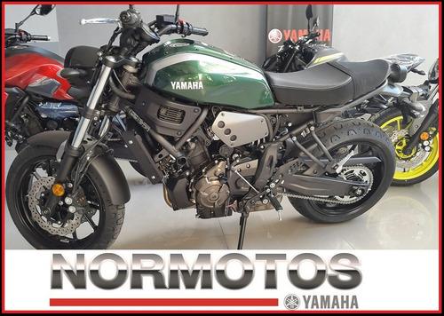 yamaha xsr700 no ducati bmw aprilia kawasaki normotos