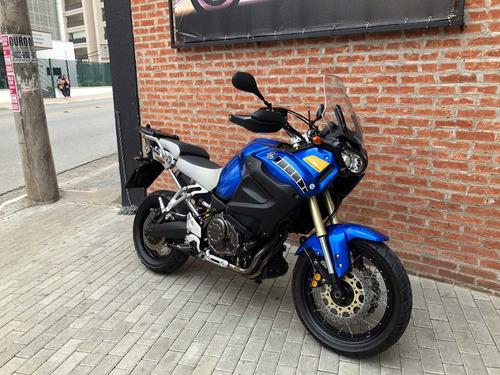 yamaha xt 1200z tenere 2012, azul impecavel