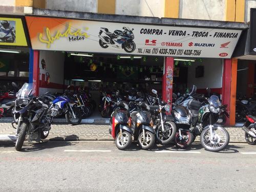 yamaha xt 660 ano 2013 com apenas 23.600 km shadai motos