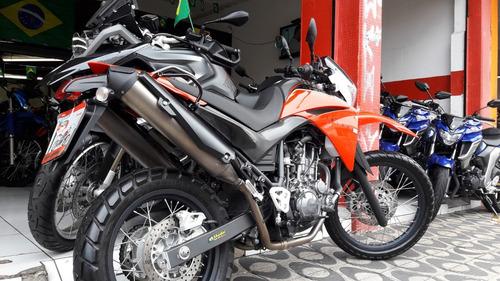 yamaha xt 660 ano 2014 vermelho shadai motos
