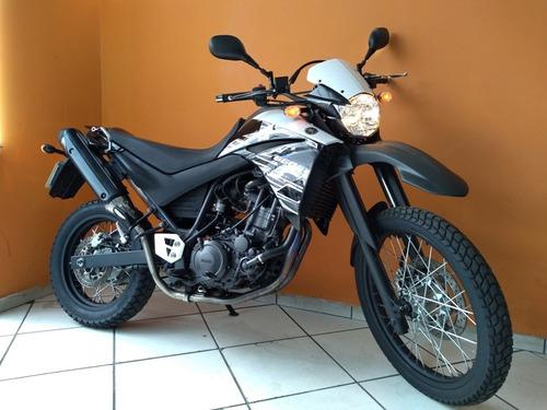 yamaha xt 660 r 2008 preta