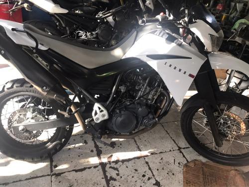 yamaha  xt 660 r 2013 aceito moto fin 48x  cartao 12x 1,6%