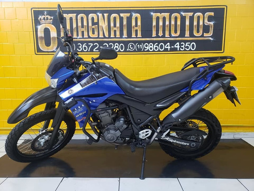 yamaha xt 660 r - 2014 - azul - km 20.000