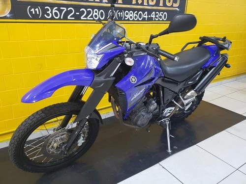 yamaha xt  660 r - azul - 2008 - km 66 000 - 1197740-1073